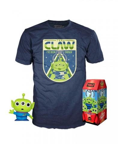 Alien (Brilla en la oscuridad) Toy Story Pop! & Tee Caja Funko