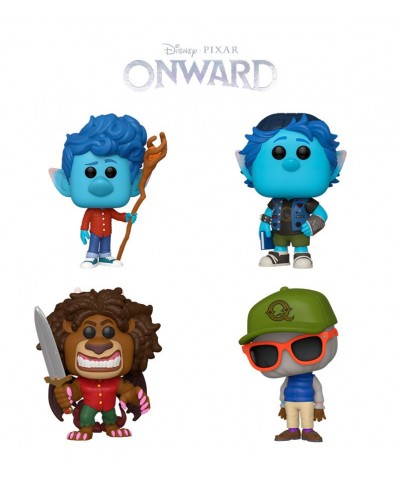 Pack Onward Disney Pixar Muñeco Funko Pop! Vinyl