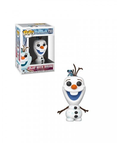Olaf con Bruni Disney Muñeco Funko Pop! Vinyl [733]