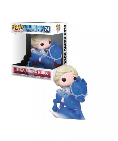 Elsa sobre Nokk Frozen 2 Disney Muñeco Funko Pop! Rides Vinyl [74]
