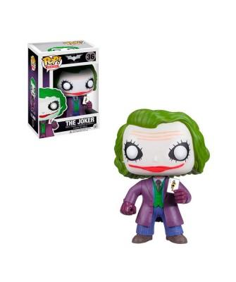 Joker Dark Knight DC Muñeco Funko Pop! Vinyl [36]