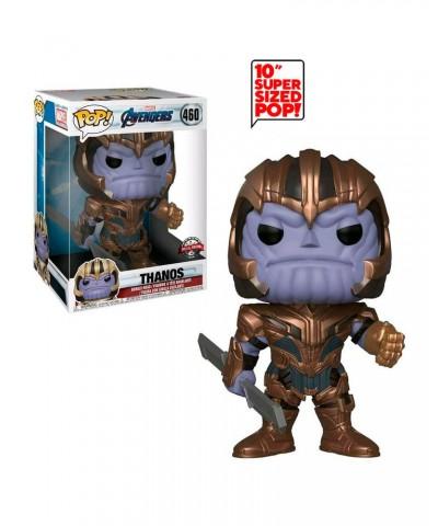 "Special Edition Thanos 10"" Avengers Endgame Marvel Muñeco Funko Pop! Bobble Vinyl [460]"