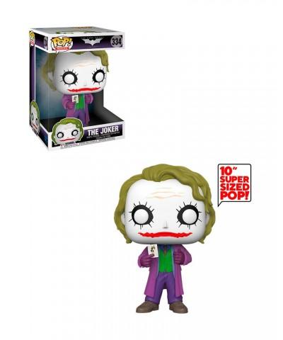 """Joker 10"""" Batman El Caballero Oscuro DC Muñeco Funko Pop! Vinyl [334]"""
