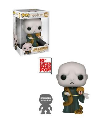 """Voldemort con Nagini 10"""" Harry Potter Muñeco Funko Pop! Vinyl [109]"""