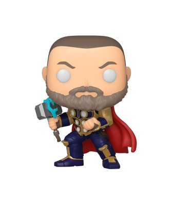 Thor Avengers Game Marvel Muñeco Funko Pop! Bobble Vinyl