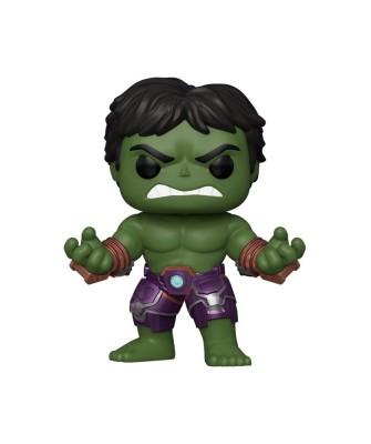Hulk Avengers Game Marvel Muñeco Funko Pop! Bobble Vinyl