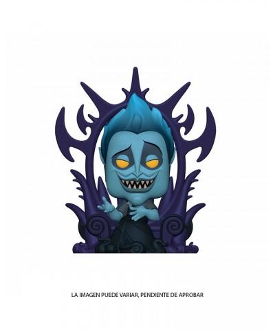 Hades en el Trono Disney Villanos Muñeco Funko Pop! Deluxe Vinyl