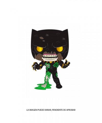 Pantera Negra Marvel Zombies Muñeco Funko Pop! Bobble Vinyl