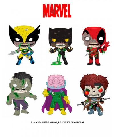 Pack Marvel Zombies Muñeco Funko Pop! Bobble Vinyl