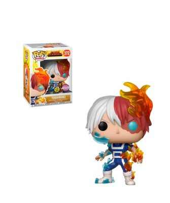 Convention Exclusive Todoroki (Brilla en la Oscuridad) My Hero Academia Muñeco Funko Pop! Vinyl [372]