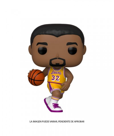 Magic Johnson Los Angeles Lakers NBA Legends Muñeco Funko Pop! Vinyl