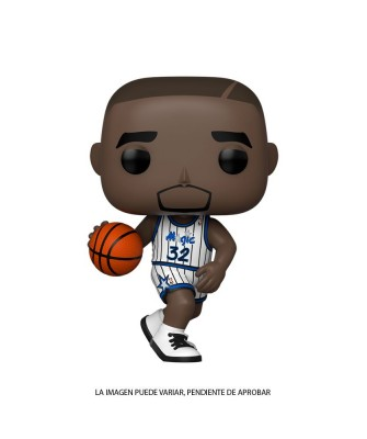 Shaquille O'Neal Orlando Magic NBA Legends Muñeco Funko Pop! Vinyl
