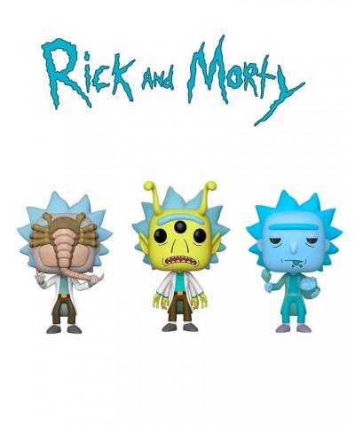 Pack Rick Muñeco Funko Pop! Vinyl