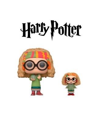 Pack Profesora Sybill Trelawney Harry Potter Muñeco Funko