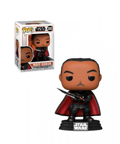 Moff Gideon The Mandalorian Star Wars Muñeco Funko Pop! Bobble Vinyl [380]