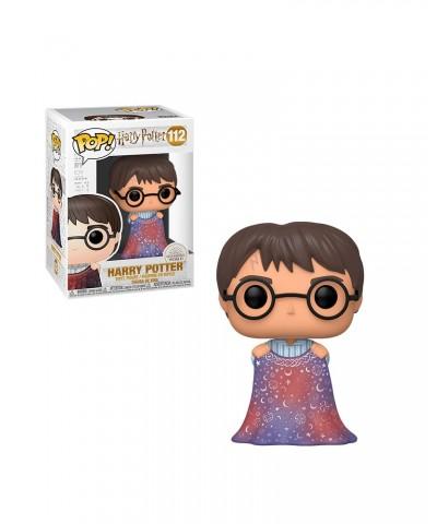 Harry Capa Invisibilidad Harry Potter Muñeco Funko Pop! Vinyl