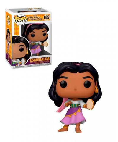 Esmeralda El Jorobado de Notre Dame Disney Muñeco Funko Pop! Vinyl