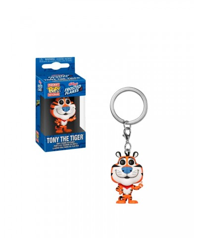 Llavero Tony Tiger Kellogg's Muñeco Funko Pop! Pocket