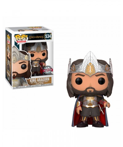 King Aragorn The Lord of the Rings Funko Pop! Vinyl