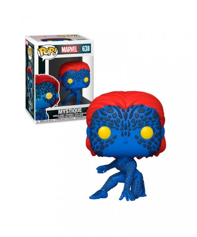 Mística X-Men 20th Marvel Muñeco Funko Pop! Bobble Vinyl [638]