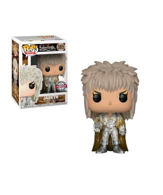 EXCLUSIVE Jareth Dentro del Laberinto Funko Pop! Vinyl