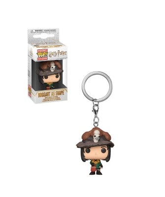 Llavero Boggart como Severus Snape Harry Potter Muñeco Funko Pop! Pocket