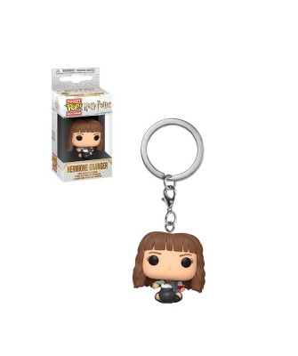 Llavero Hermione Granger Caldero Muñeco Funko Pop! Pocket
