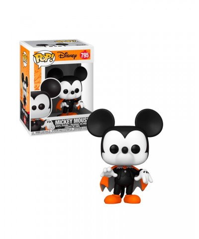 Mickey Mouse Halloween Disney Muñeco Funko Pop! Vinyl [795]