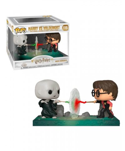 Harry vs Voldemort Movie Moment Harry Potter Muñeco Funko Pop! Vinyl