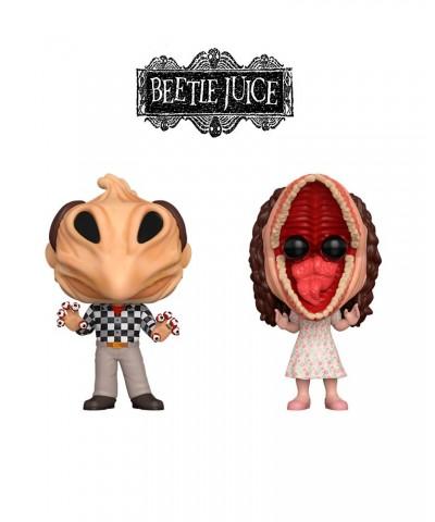 Pack Bárbara y Adam Transformados Beetlejuice Muñeco Funko Pop! Vinyl