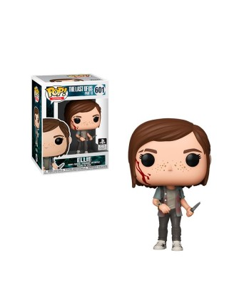 Ellie The Last of Us Parte II Muñeco Funko Pop! Vinyl [601]