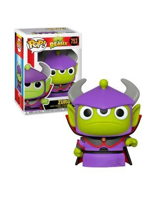 Zurg Alien Remix Disney Pixar Muñeco Funko Pop! Vinyl [753]