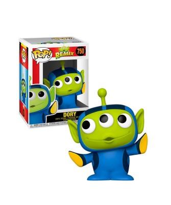 Dory Alien Remix Disney Pixar Muñeco Funko Pop! Vinyl [750]