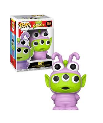 Dot Alien Remix Disney Pixar Muñeco Funko Pop! Vinyl [752]