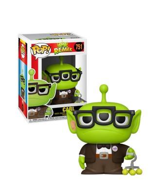 Carl Alien Remix Disney Pixar Muñeco Funko Pop! Vinyl [751]