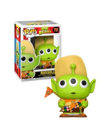 Russell Alien Remix Disney Pixar Muñeco Funko Pop! Vinyl [755]