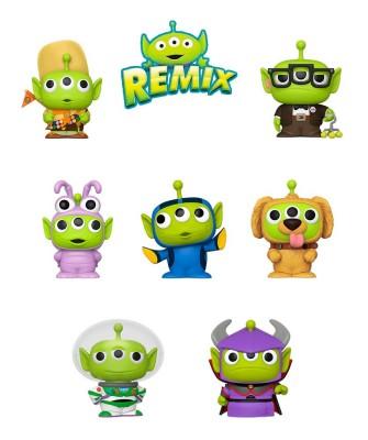 Pack Alien Remix Disney Pixar Muñeco Funko Pop! Vinyl