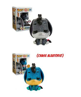 Diamond Eeyore Winnie the Pooh Disney Muñeco Funko Pop! Vinyl [254]