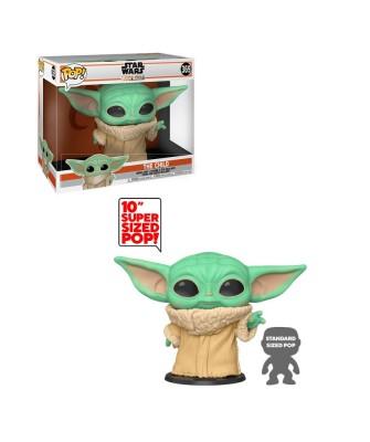 "The Child (Baby Yoda) 10"" The Mandalorian Star Wars Muñeco Funko Pop! Bobble Vinyl [369]"