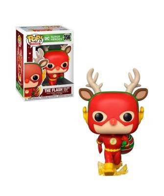Rudolph Flash DC Holiday Muñeco Funko Pop! Vinyl [356]