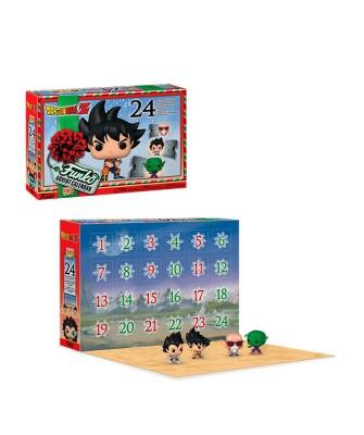 Calendario de Adviento Pop! Mini 24pcs Dragon Ball Z Funko