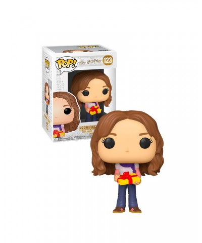 Hermione Granger Holiday Harry Potter Muñeco Funko Pop! Vinyl [123]