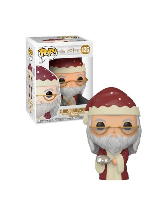 Albus Dumbledore Holiday Harry Potter Muñeco Funko Pop! Vinyl [125]