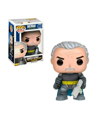 Armored Batman Unmasked The Dark Knight Returns DC Comics Muñeco Funko Pop! Vinyl [113]