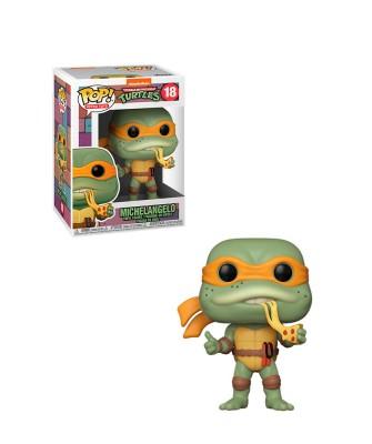 Michelangelo Las Tortugas Ninja Muñeco Funko Pop! Vinyl [18]