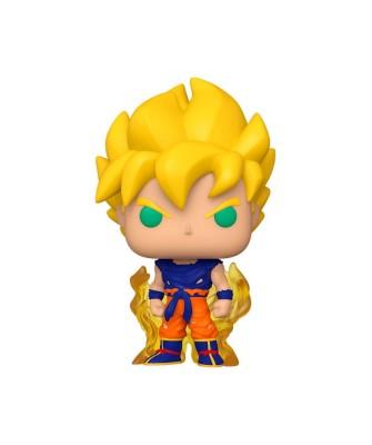 SS Goku (Primera Aparición) Dragon Ball Z Muñeco Funko Pop! Vinyl