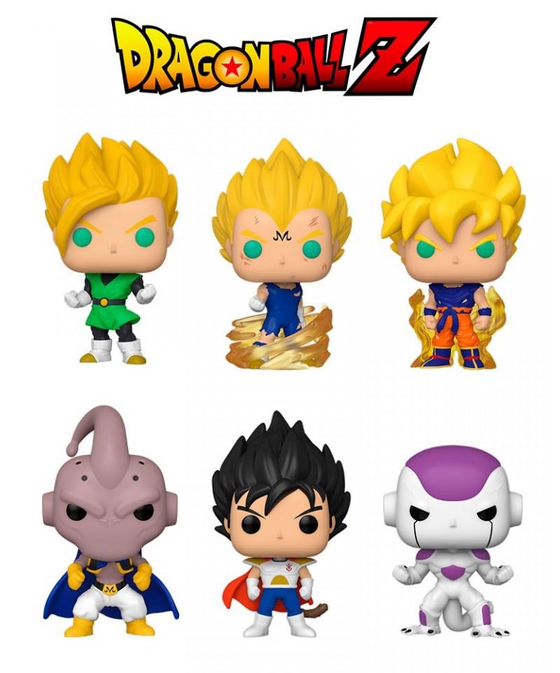 Pack Dragon Ball Z S8 Muñeco Funko Pop! Vinyl