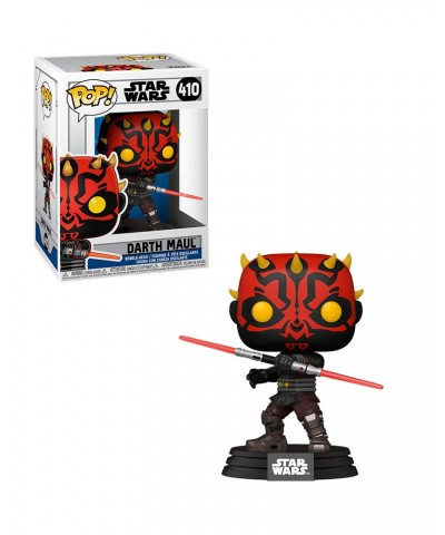 Darth Maul Star Wars Clone Wars Muñeco Funko Pop! Bobble Vinyl [410]