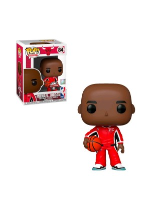 Special Edition Michael Jordam Warm Up Chicago Bulls NBA Muñeco Funko Pop! Vinyl [84]