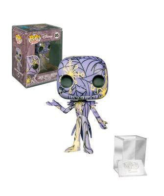 Jack Skeleton (Serie Artistas) Pesadilla antes de Navidad Tim Burton Disney Muñeco Funko Pop! Vinyl